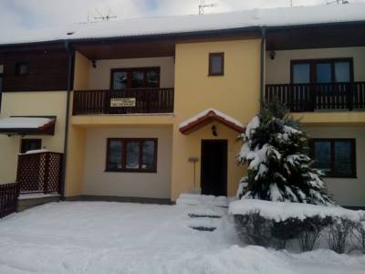 3-Sterne-Apartment in Lipno nad Vltavou