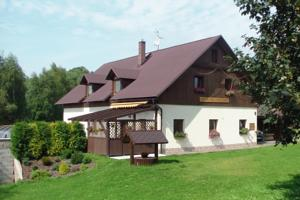 Isergebirge:  Set in Janov nad Nisou close to a forest, 300 metres from S...