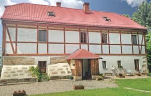 Erzgebirge:  Holiday Home Arnoltice with a Fireplace 06 is a holiday hom...