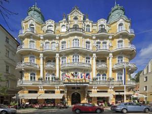 Uber 40 Hotels Und Pensionen In Marienbad Ab 34 Eur Z B Hotel In