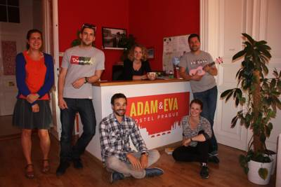 Adam & Eva Hostel in Prag