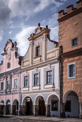 Apartmany Chornitzeruv Dum in Telč