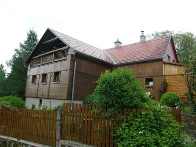 Apartment Haus Renata in Růžová
