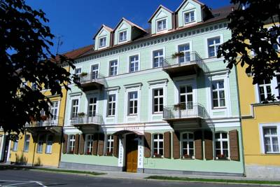 Apartment LD Palace Bellaria in Franzensbad