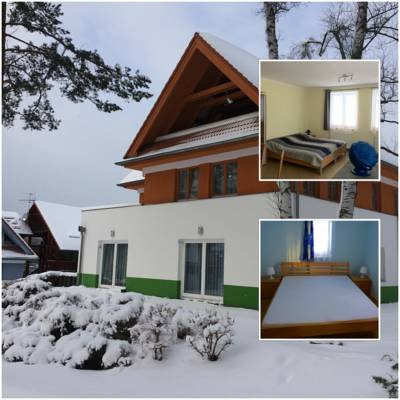 Apartment Lucy Lipno in Lipno nad Vltavou
