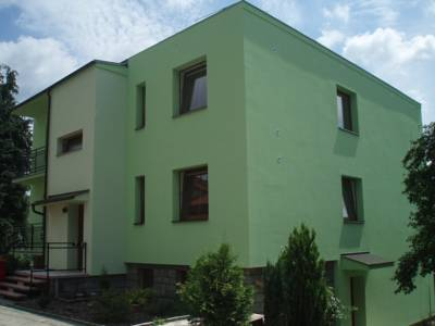 Apartment in Luhačovice