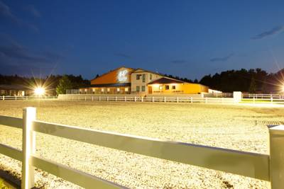 Apartment Master Horse Club in Svojetice