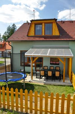 Apartment Rekreace na Lipně in Frymburk