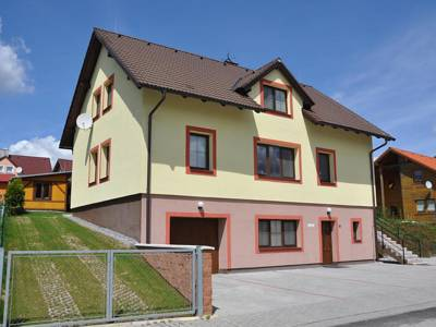 Apartment Villa in Frymburk