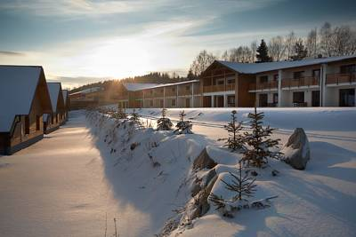 Apartments Amenity Resort in Lipno nad Vltavou