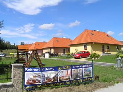 Apartments in Frymburk