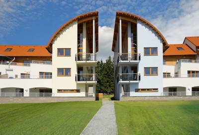 Apartments Lake Resort in Lipno nad Vltavou
