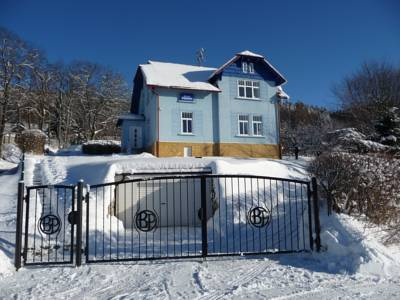 Blue Pension in Svoboda nad Úpou