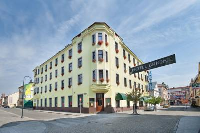 Brioni Boutique Hotel 3+ in Ostrava