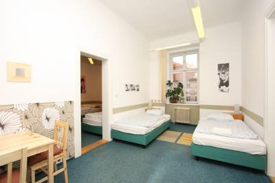 Charles Square Hostel in Prag