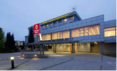 Clarion Congress Hotel in Ostrava