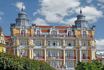 Danubius Health Spa Resort Hvězda in Marienbad