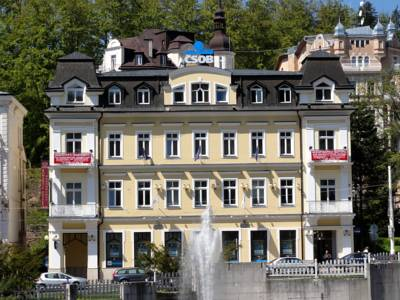 Depandance Romantic Suites in Marienbad