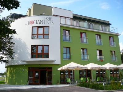 Design Hotel Romantick in Třeboň