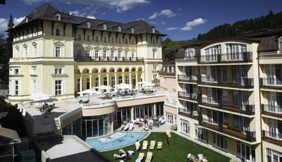 Falkensteiner Hotel Grand MedSpa in Marienbad