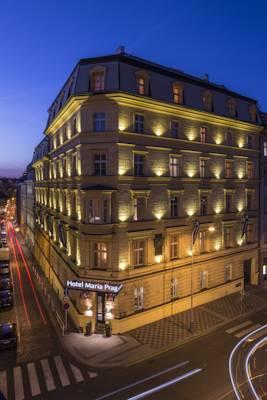 Gunstige Hotels Prag Silvester