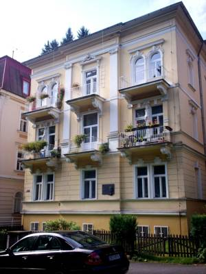 Forest Apartment in Marienbad