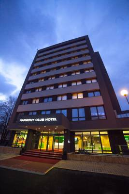 Harmony Club Hotel in Ostrava