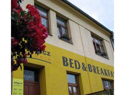 Hostel Bed & Breakfast Brno in Brünn