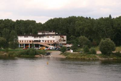 Hostel Boathouse in Prag