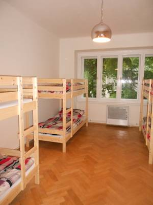 Hostel Fontána in Prag