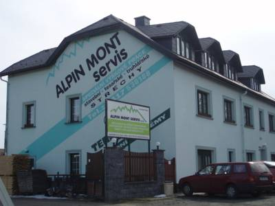 Hotel Alpin Mont Servis in Dubí