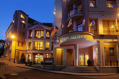 Hotel Ambiente Wellness & Spa in Karlsbad