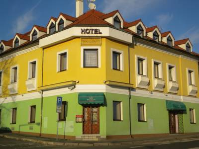 Hotel Brilliant in Prag
