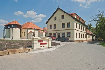 Hotel Buchlov in Buchlovice