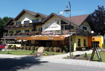 Hotel Centrum in Harrachov