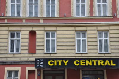 Hotel City Central De Luxe in Prag