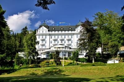 Hotel Esplanade Spa and Golf Resort in Marienbad