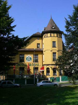 Hotel Global in Sokolov