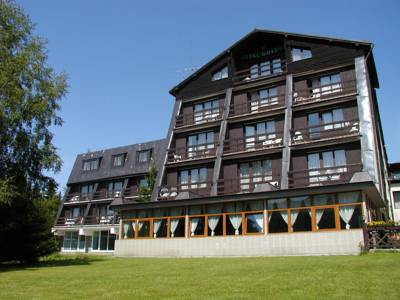 Hotel Golden in Harrachov
