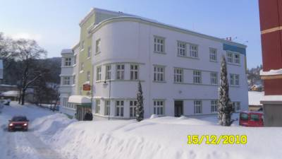 Hotel Grand in Tanvald