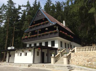 Hotel Hunting Lodge Vitkov in Sokolov