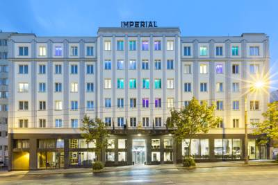 Hotel Imperial in Liberec