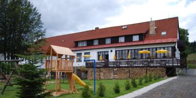 Hotel Krasna Vyhlidka in Stachy