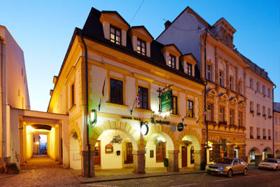 Hotel Nelly Kellys in Trutnov
