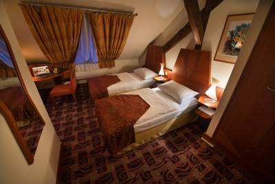 Hotel Old Town Bed & Breakfast in Budweis