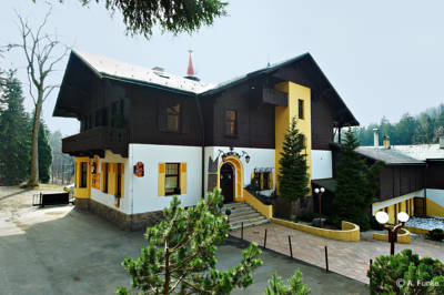 Hotel Orion in Liberec