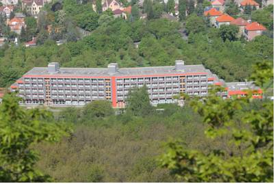 Hotel Panorama in Teplitz