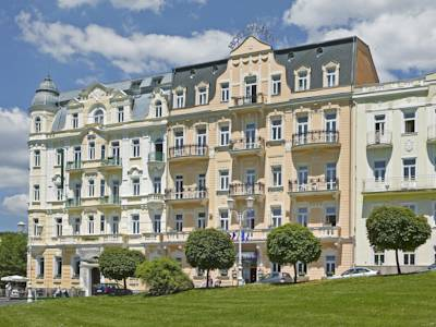 Hotel Paris in Marienbad