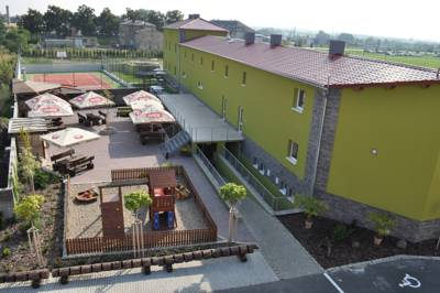 Hotel Resort Cukrovar in Lovosice