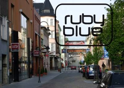 Hotel Ruby Blue in Ostrava